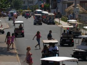 Golf Carts Put-In-Bay